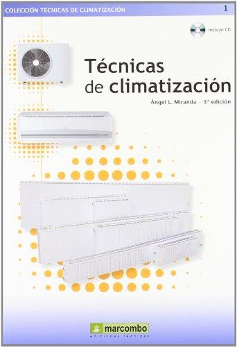 Técnicas de Climatización 3ª por Ángel Luis Miranda