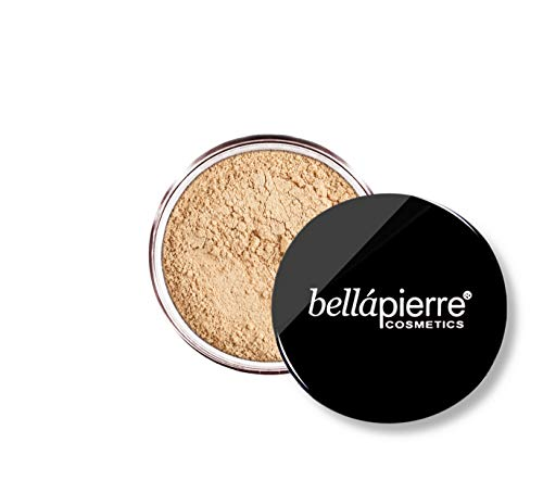 BellaPierre Lose Mineralpuder-Foundation, 9 g, Cinnamon - Rein Natürliche Mineral-make-up