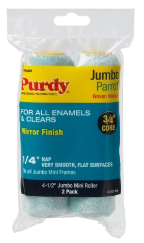 purdy-140626040-parrot-with-1-4-nap-jumbo-mini-roller-replacements-case-of-6-6-1-2