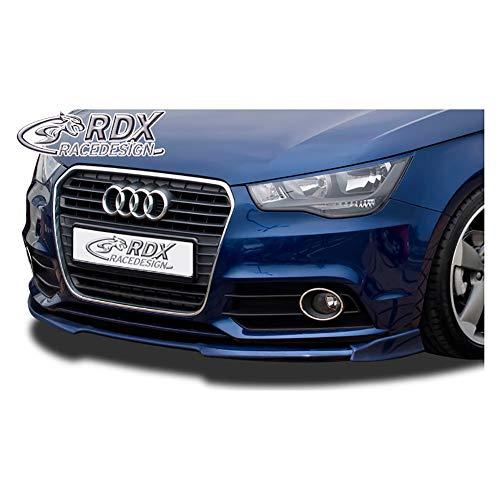 RDX Frontspoiler VARIO-X A1 8X & A1 8XA Sportback (-01/2015, nicht S-Line) Frontlippe Front Ansatz Vorne Spoilerlippe