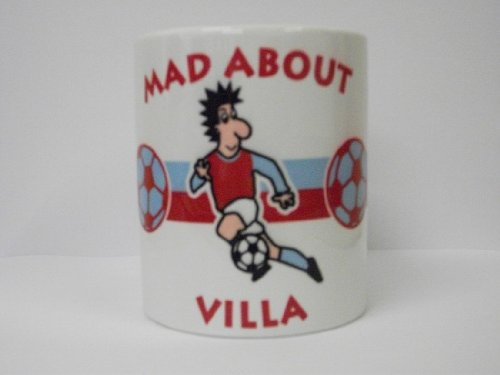 Aston Villa Fussball Becher Memorabilia -