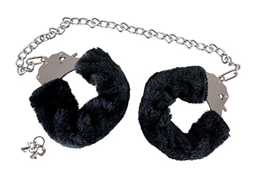 You2Toys Bigger Furry Handcuffs 6-12cm