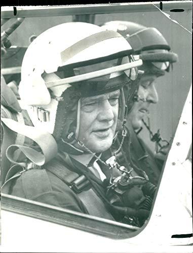 Fotomax Vintage Photo of Douglas Bader, British Aircraft Pilot During World War II