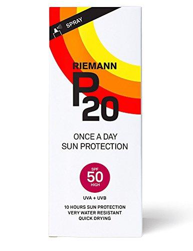Riemann P20 OAD Sun Filter SPF50+ Twin Pack