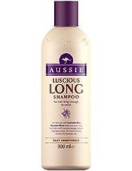 Aussie Luscious Long Shampoo (300Ml)–Lot de 2