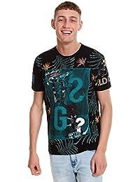 7284dee7b30 Amazon.es  Desigual - Camisetas