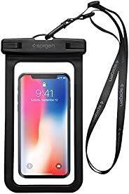 Spigen Universal Waterproof Case Pouch Dry Bag Designed for Most Cell Phone & Accesso