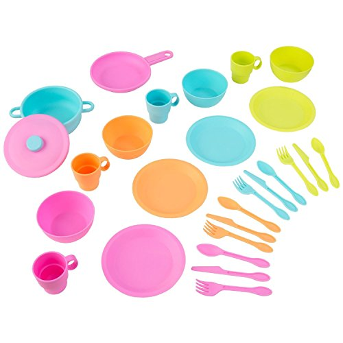 Kidkraft Bright Cookware Set (27 Pieces)
