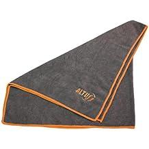 Altus Sport Rizzo - Toalla, Unisex, Color Gris, Talla 50x90