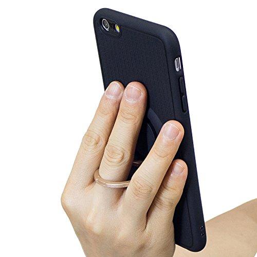 Custodia iPhone 6, Cover iPhone 6S Silicone Antiscivolo, SainCat Custodia in Ultra Slim Silicone Cover per iPhone 6/6S, Protettiva Antiurto Custodia Morbido Silicone Case Ultra Sottile Morbida Gel Ult Doro