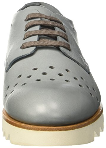 Barracuda Bd0749, chaussures à lacets femme Blu (Sky)