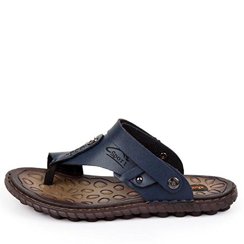 Summer Tongs sandales/Sandale de thong casual actuel/Chaussures double usage Sandals C