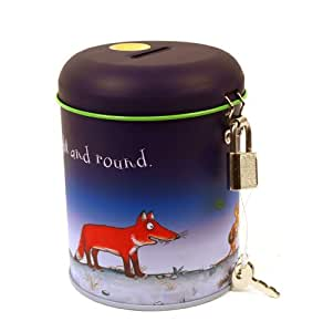 Gruffalos Child Tin Money Box