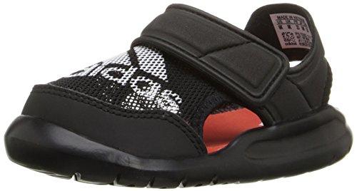 afe512e335 Adidas af3894 Performance Flexzee I Shoe Infant Toddler Black White ...