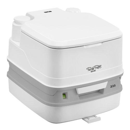 41Dm6rlYT8L. SS500  - Thetford 92828 Porta Potti 335 Portable Toilet, White-Grey 313 x 342 x 382 mm