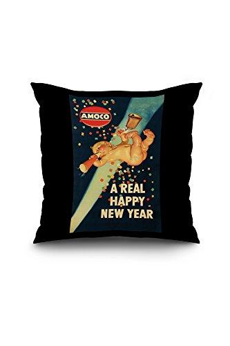 amoco-a-real-happy-new-year-artist-leyendecker-joseph-c-c-1946-vintage-advertisement-18x18-spun-poly