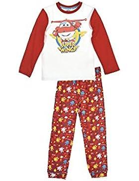 Super Wings - Pijama dos piezas - para niño