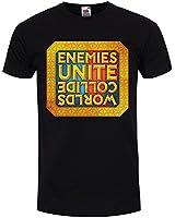 Enemies Unite Mens T-shirt