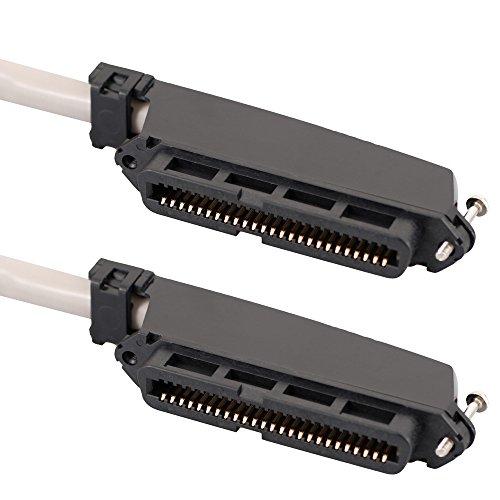 ICC CAT3, 10ft 3m CAT3U/UTP (UTP) grau Netzwerk-Kabel-Kabel Netzwerk-(10ft, 3m, CAT3, U/UTP (UTP), 50-pin Telco, 50-pin Telco, grau) - Telco-50-pin