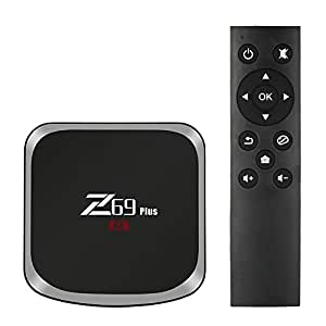 Docooler Z69 Plus Smart Android 6 0 Mini PC Amlogic: Amazon