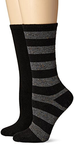 No Nonsense Women's Casual Sock pack of 2