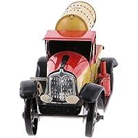 Gazechimp Camión de Gas de Petróleo de Liquidación de Modelo Juguete de Hojalata Regalo de Colección