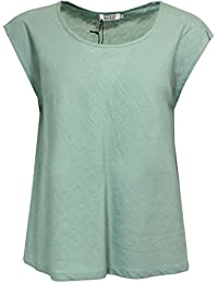 fa2d15385bdd Masai Clothing Kari Seaport Linen Top
