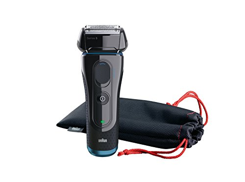 Braun Series 5 5040 Men's Electric Foil Shaver, Wet and Dry Rechargeable Man Face Shaver