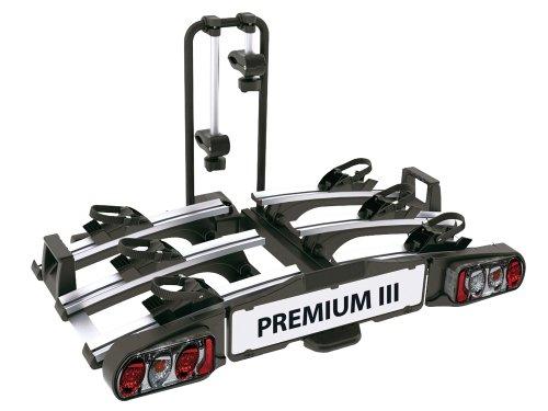 Preisvergleich Produktbild Eufab 11522 Heckträger Premium III für Anhängekupplung klappbar 3 Fahrräder