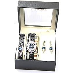 MONTINE MOX5211L27 Ladies Watch & Jewellery Set