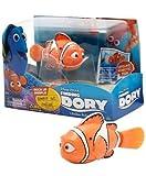 Giochi Preziosi FND06000 - Robo Fish Marlyn Nuota Davvero Disney Pixar Finding Dory
