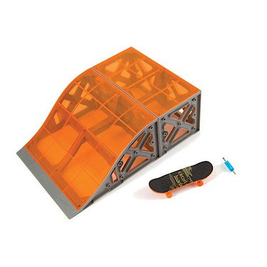 Hexbug Tony Hawk Circuit Boards - Roll In Rampe mit Skateboard (Sortimentsartikel) [UK Import]