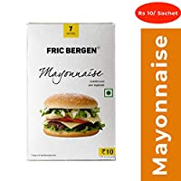 Fric Bergen Mayonnaise-252 Grams (7 Sachet x 36g)