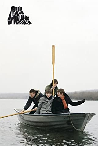 Empire 295392 Arctic Monkeys Barque Poster 61 x 91,5 cm