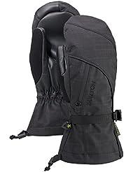 Burton Handschuhe WB Baker 2 in 1 MTT - Guantes de esquí para mujer, color negro, talla XL