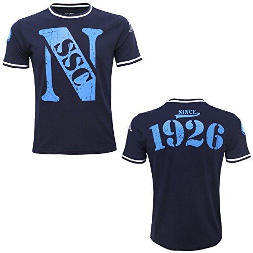 T-shirt - Wuamar Napoli Blue Marine-Azure