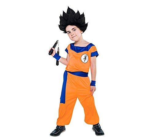 Imagen de disfraz de guerrero espacial para niño