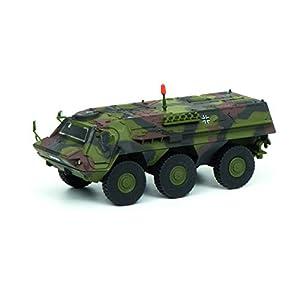 Simba Dickie 452635800Zorro Tanque Transporte BW 1: 87