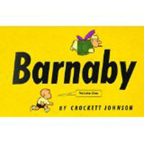 Barnaby: Volume One HC: 1