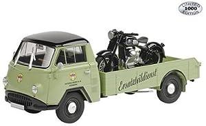 Schuco 450332900 Classic 1:43 - Tempo Matador Motocicletas Victoria