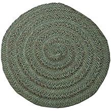 Artesanía Jacinto Luque - alfombra redonda esparto 80cm