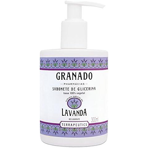 Linha Terrapeutics Granado - Sabonete Liquido de Glicerina Lavanda 300