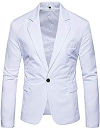 ODRD Hoodie Sweatshirt Herren Herbst Winter Cardigan Casual Pocket Button  Jacke Langarm Mantel Top Casual Langarm Pullover T-Shirt Top… eec51e6e08
