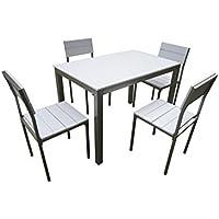 Amazon.es: Mesas Y Sillas De Salon - Juegos de mesas y ...
