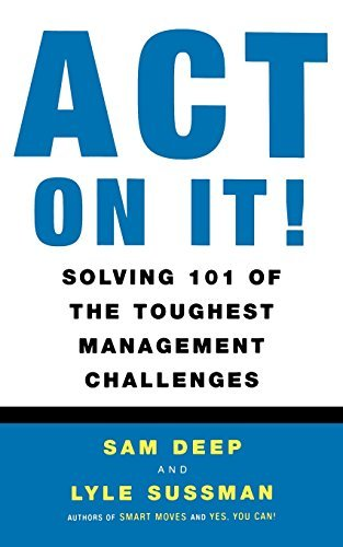 Act On It by Sam Deep (2000-04-14)