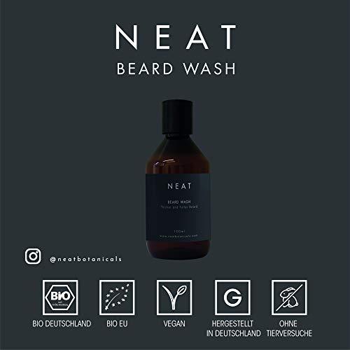 Zoom IMG-2 detergente naturale per barba neat
