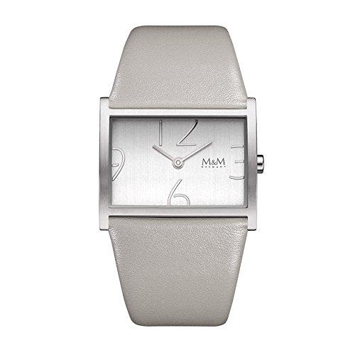 M & M de mujer reloj de pulsera Best basic analógico de cuarzo M11905–823