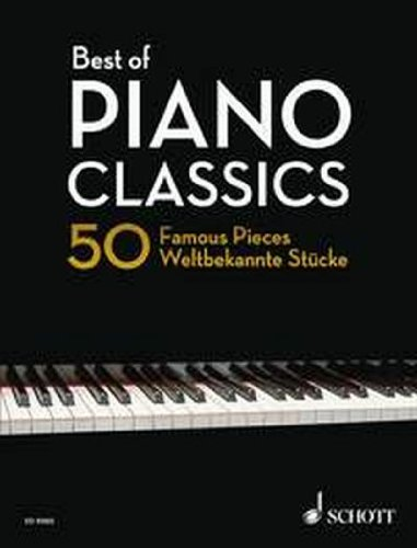 Best of piano classics (50 pièces célèbres) Arrangements de Hans-Gunter Heumann --- Piano