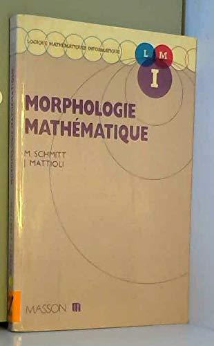 Morphologie mathématique par Michel Schmitt