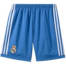 2013-14 Real Madrid Adidas Away Shorts (Kids)